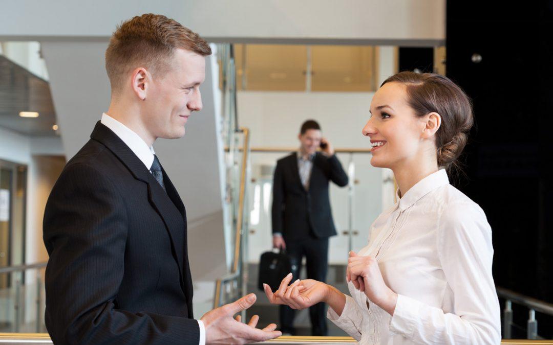 Na rozmowie o pracę najważniejsze jest pierwsze wrażenie