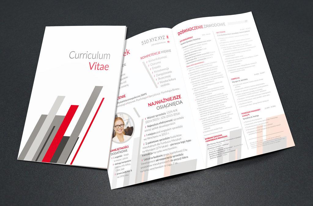 Projekt CV Vip – Julia